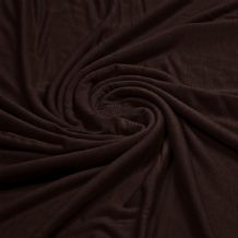 Chocolate - Viscose Elestane